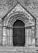 Mendicant Framed Prints - Gothic portal Framed Print by Jose Elias - Sofia Pereira