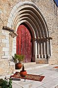 Gothic Portal Print by Jose Elias - Sofia Pereira