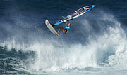 Extreme Sports Prints - Gotta Love It In Maui Print by Bob Christopher