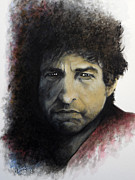 Gotta Serve Somebody - Dylan Print by William Walts