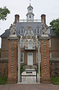Williamsburg Photos - Governors Palace by Teresa Mucha