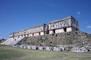 Al Blount - Governors Palace Uxmal