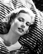 Grace Photo Posters - Grace Kelly Poster by Silver Screen