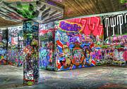 Svetlana Sewell - Graffiti 01