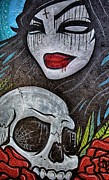Grafitti Mixed Media - Graffiti Art by Todd and candice Dailey