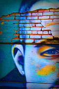 Teresa Thomas - Graffiti Face 1