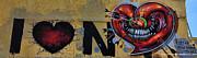 Chuck Kuhn - Graffiti VI