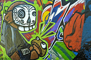David  Zanzinger - Graffiti Wall Art
