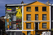 Urban Art Art - Grafitti House by Brian Roscorla