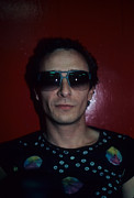 Graham Parker Print by Rich Fuscia