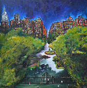 Nancy Hilliard Joyce - Gramercy Park
