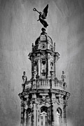 Traffic Art - Gran Teatro de La Habana by Erik Brede