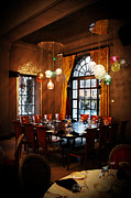 Dining Hall Photos - Grand Cafe Southampton by Terri  Waters