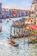 Susan Leonard - Grand Canal Venice Italy