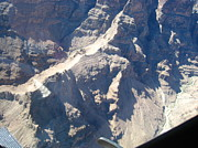 Helicopter Prints - Grand Canyon - 121247 Print by DC Photographer