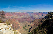 Phoenix Tucson Prints - Grand Canyon 2 Print by Douglas Barnett