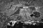 Landscape Prints Framed Prints - Grand Canyon 4 - Landscape Photography Framed Print by Laria Saunders
