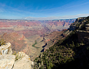 Phoenix Tucson Prints - Grand Canyon 5 Print by Douglas Barnett