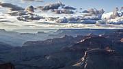 Grand Canyon At Sunset Print by Shishir Sathe