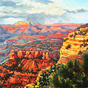 Sandy Farley - Grand Canyon Glory