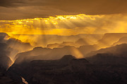 Kathleen McGinley - Grand Canyon Lightshow