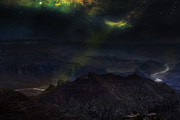 James Bethanis - Grand Canyon Night Sky