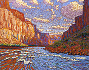 Bryan Allen - Grand Canyon Riffle