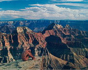 Grand Canyon Print by Sean Lungmyers