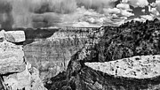 C H Apperson - Grand Canyon VII BW