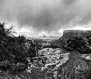 C H Apperson - Grand Canyon XVIII BW