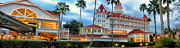 Photography By Thomas Woolworth Prints - Grand Floridian Resort Walt Disney World Print by Thomas Woolworth