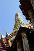 Asia Art - Grand Palace in Bangkok Thailand - 011324 by DC Photographer