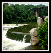 Gail Matthews - Grand River Falls