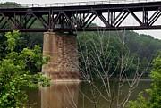 Gail Matthews - Grand River Train Bridge