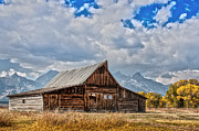 Sonya Lang - Grand Teton Barn