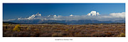 Jackson Prints - Grand Teton National Park Print by Twenty Two North Photography