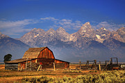 Alan Vance Ley - Grand Tetons From...