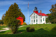 Megan Noble - Grand Traverse Lighthouse