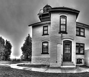 Traverse Photos - Grand traverse Lighthouse by Twenty Two North Gallery
