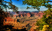 Southwest Art Digital Art - Grand View by Dale Jackson