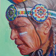 Braids Originals - Grandfather by Christine Lytwynczuk