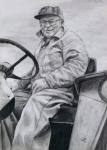 Grandpa Print by Joy Nichols