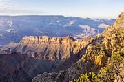 Grandview Sunset 2 - Grand Canyon National Park - Arizona Print by Brian Harig