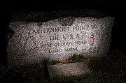 Marty Saccone - Granite Monument Quoddy...