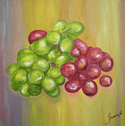 Graciela Castro - Grapes