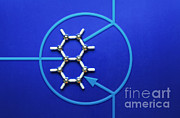 Graphene Transistor Print by GIPhotoStock