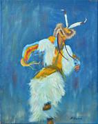 Grass Dancer Print by Burt Hanna