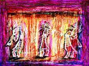 Angela Pari  Dominic Chumroo - Grass Dancers 1