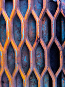 Bristol Photo Originals - Grate 1 by Inge Lindholm