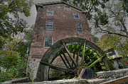 Oak Creek Photos - Graue Mill by David Bearden